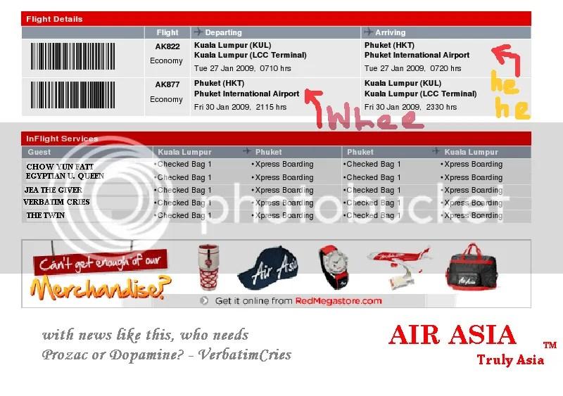 Phuket- AirAsia