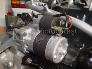 View topic: Starter motor  different types – The Mk1 Golf