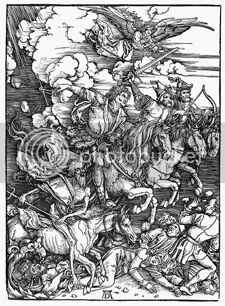 Albrecht Dürer. Apocalipsis cum Figuris