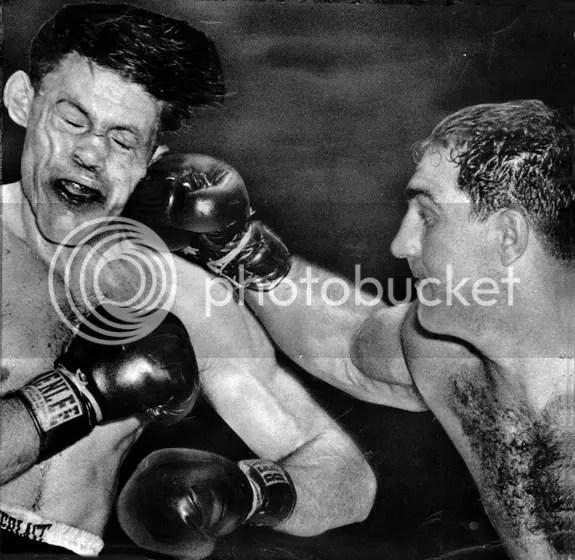 Marciano defended against Roland La Starza
