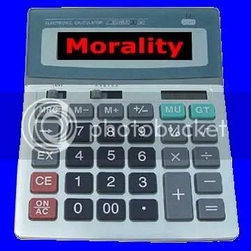 Morality Calculator