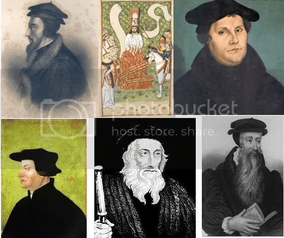 Reformation Portraits