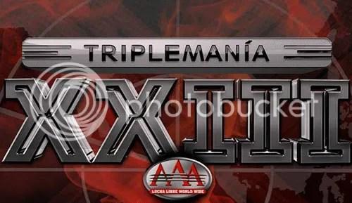 Triplemania XXIII