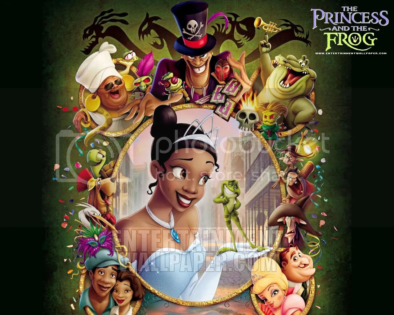 Disney's Princess and the Frog
