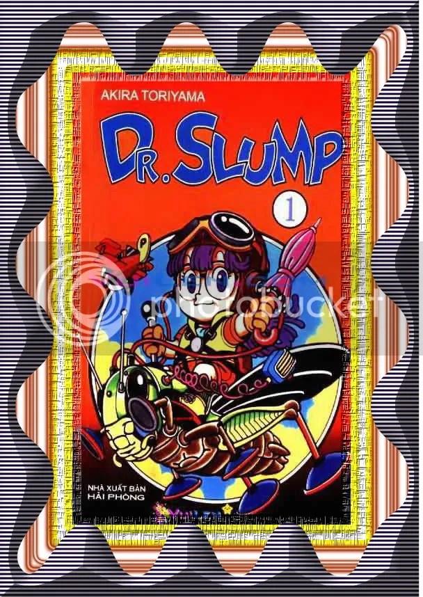Dr. Slump (Nguy... Yuriko Nishiyama