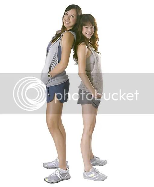 Paula and Natasha