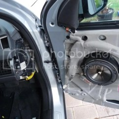 Ford Falcon Au Wiring Diagram Stereo 2007 Focus Fuse Fg Speaker Install Pics And Notes Included Audio
