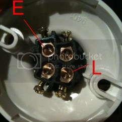 Switch Wiring Diagram Nz Dometic Single Zone Lcd Thermostat Light Socket Question? (photo Included) There Are 4 Terminals But Only 3 Wires.? | Yahoo ...