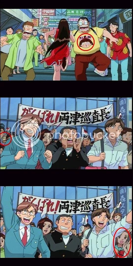 [閒聊] 烏龍派出所劇場版中出現玩偶遊戲的角色 - 看板 kochikame - 批踢踢實業坊