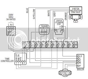 Worcester Bosch: Worcester Bosch Y Plan Wiring Diagram