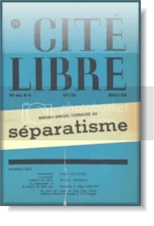 Pierre Elliott Trudeau, The New Treason of the Clerics, Cité Libre,April 1962