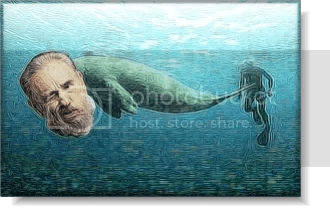 Fidel Castro, the Merman