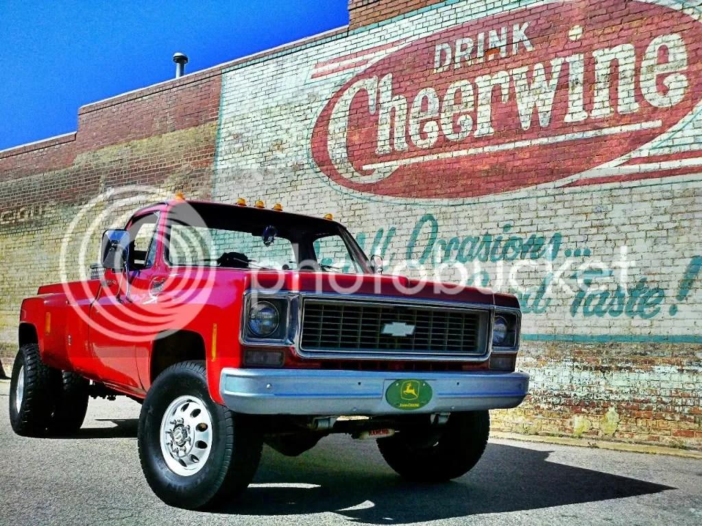 1978 Chevy Silverado Stepside