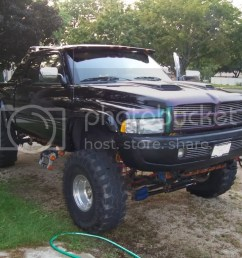 1997 dodge ram lifted 39 5 super swamper ebay pirate4x4 com 4x4 and off road forum [ 1024 x 768 Pixel ]