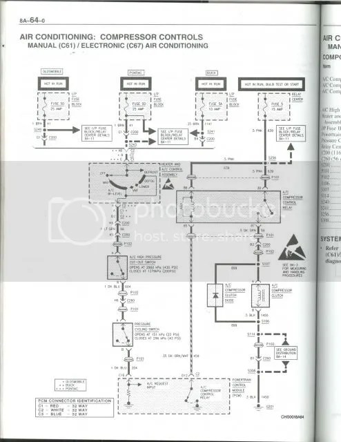 no A/C, need wiring diagram : 1992-1999