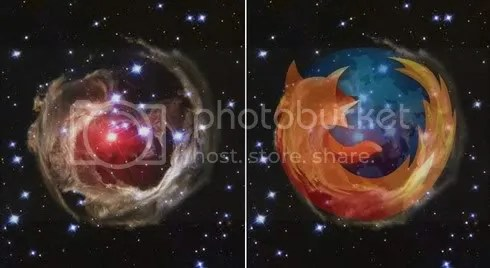 Estrella Firefox