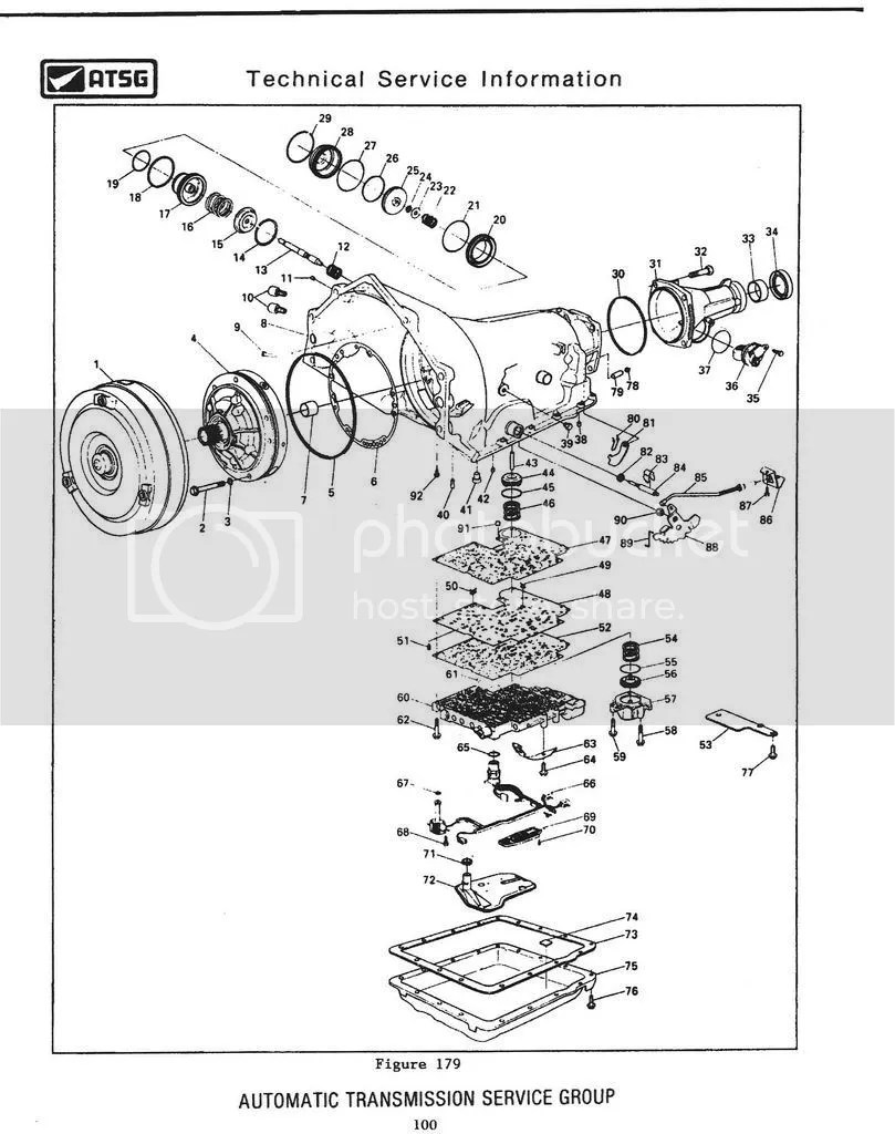 4l60e Transmission Exploded View. Diagrams. Wiring Diagram