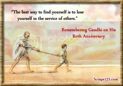 Images Happy Gandhi Jayanti Status And Cover Pic