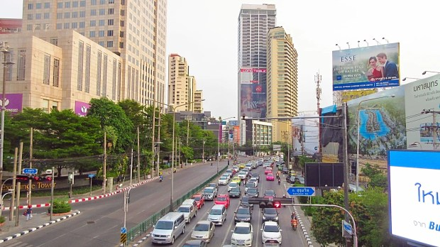 Exciting Asoke Sukhumvit Line Bangkok