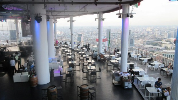 Bangkok Sky Bar Cloud 47