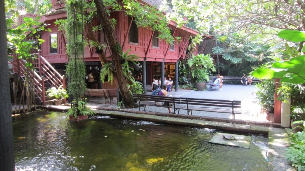 Jim Thompson Bangkok Museum