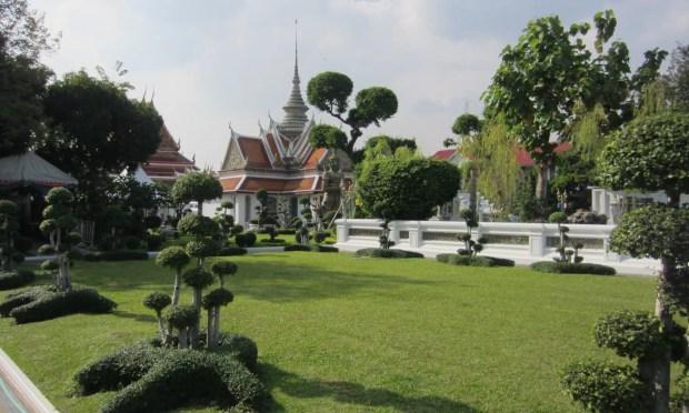 Wat Arun Bangkok Temple