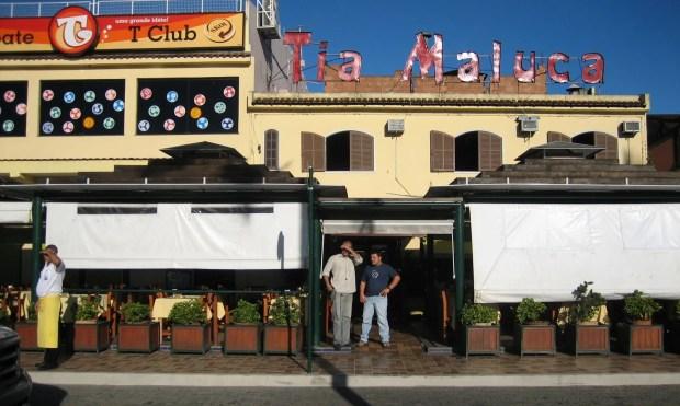 Cabo Frio restaurant