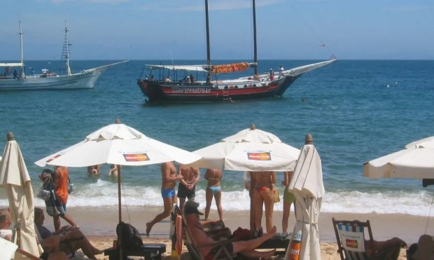 Beautiful beaches Buzios Cabo Frio Brazil
