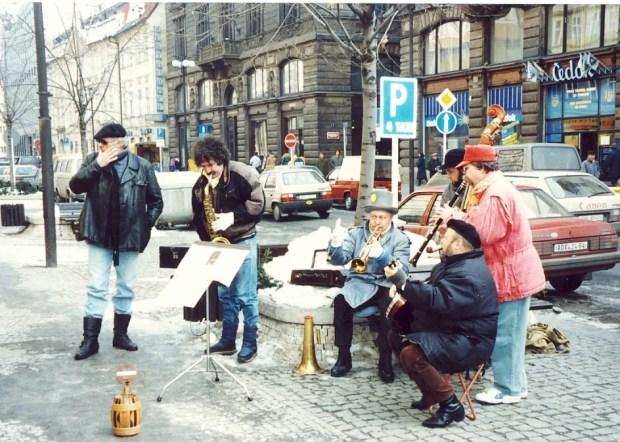 David Herd Czech Republic