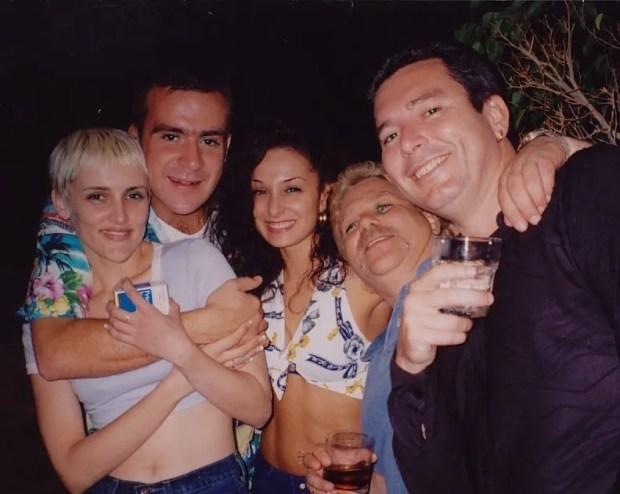 David Herd friends