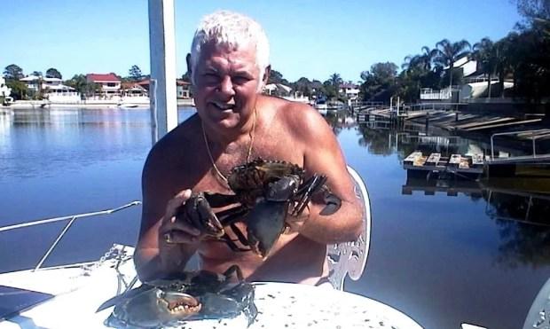 QLD mud crab