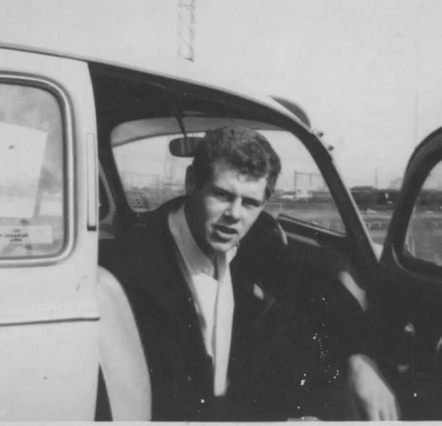 David Herd 1960s teenager