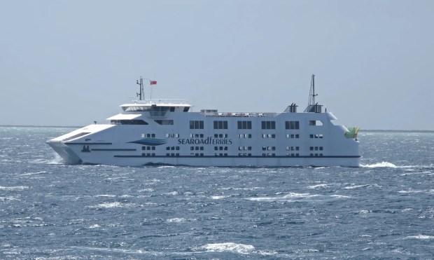 Queenscliff ferry