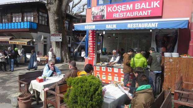 Bosphorus river Cruise Istanbul