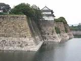 Osaka Castle granite
