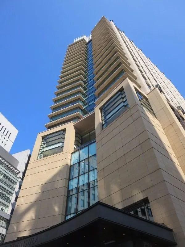 Tokyo Peninsula Hotel