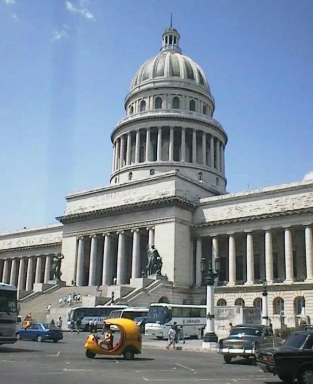 El Capitolio National Capitol Building Havana