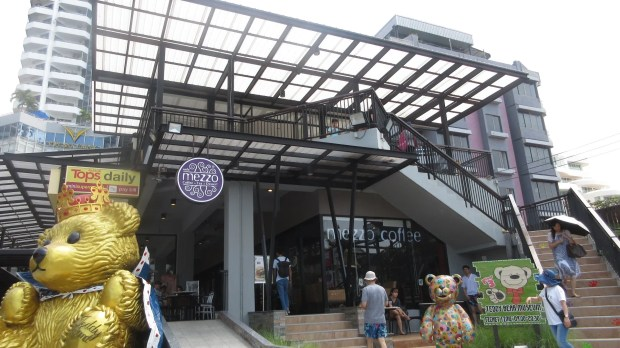 Mezzo coffee Markland Condo Pattaya