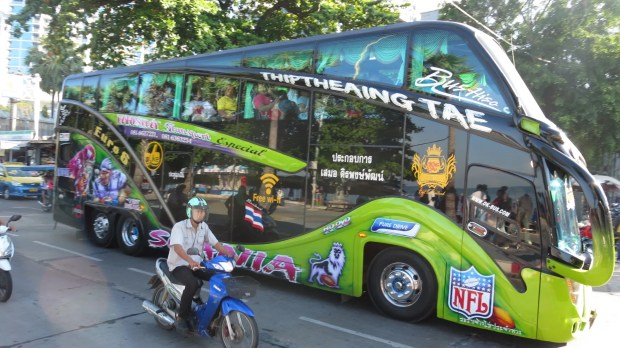 Pattaya transport options