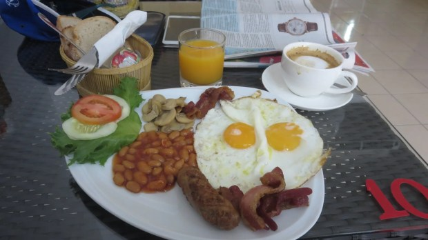 Best Pattaya breakfast coffee service