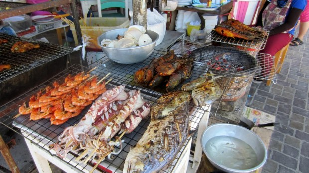 Thailand amazing street food culture