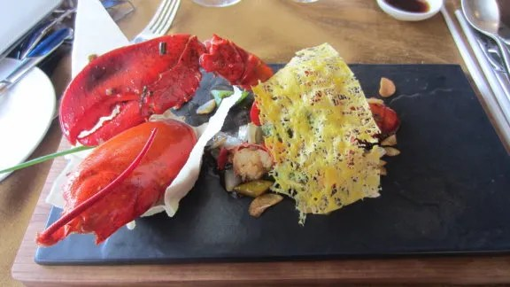 photo Maine lobster at Centara
