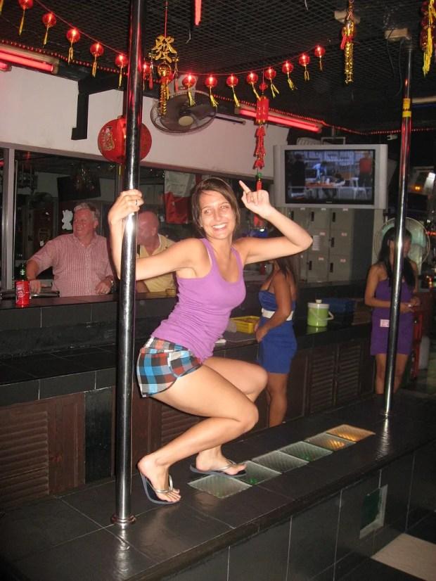Cherry bar Pattaya