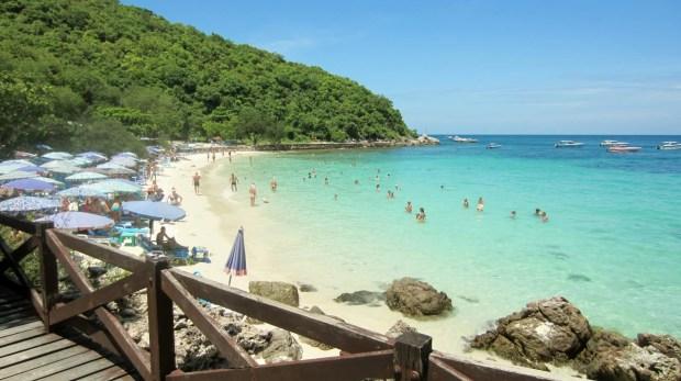 Sangwan Beach Koh Larn