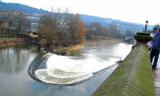 Bath River Avon South West England