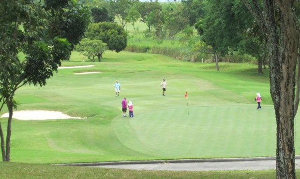 Burapha golf club pattaya