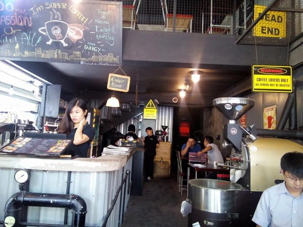 Coffee shop near Saigon Apartments photo Cornercoffeeshop.jpg