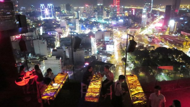 Chill Sky Bar Saigon