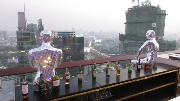 Roof 38 Bar Sathorn Rd Bangkok