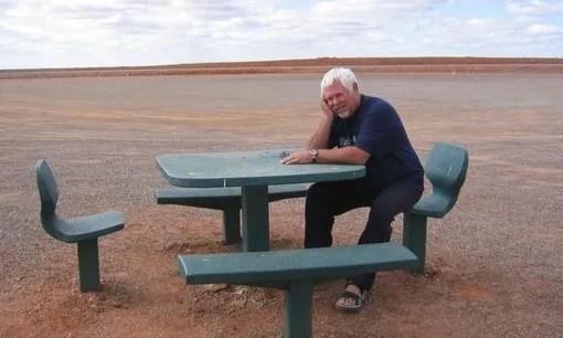 david herd outback australia